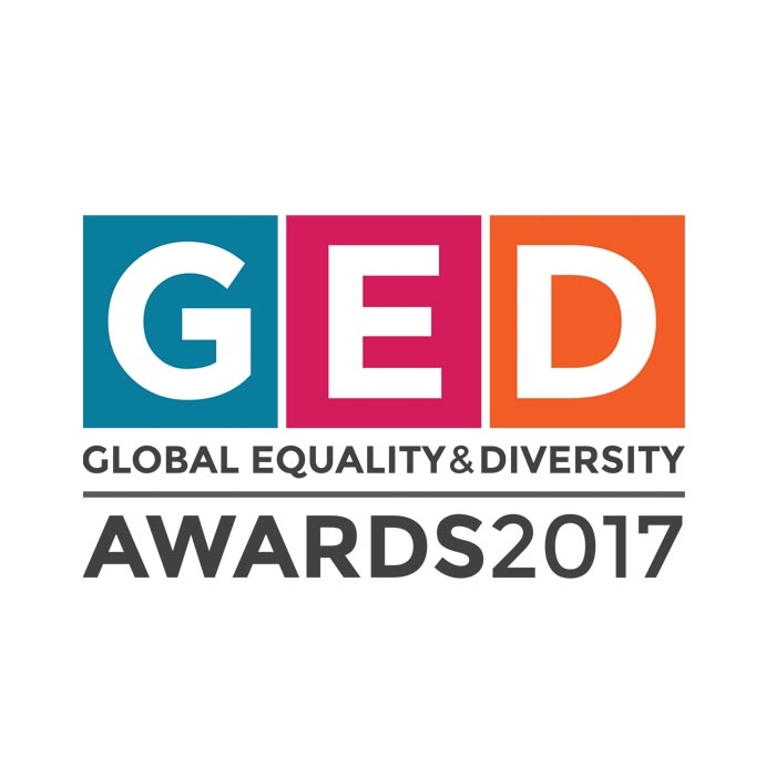 Global Equality & Diversity (GED) Awards 2017
